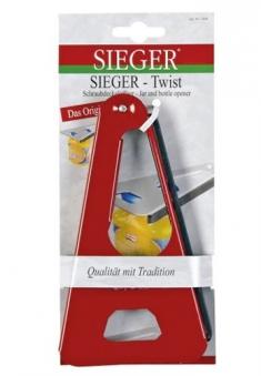 Schraubdeckelöffner Sieger-Twist für alle Glasgrößen WESTMARK Bild 1