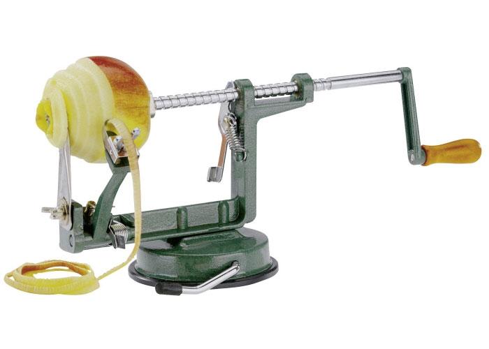 Westmark Apfelschäler / Kartoffelschäler Apfeltraum mit Saugfuß Bild 1