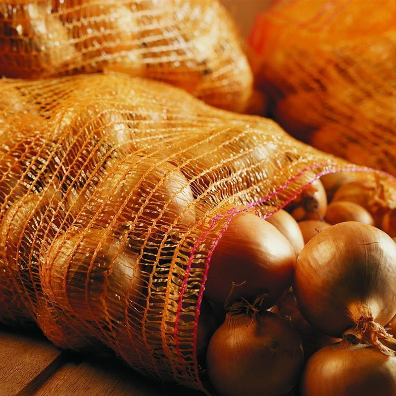 Kartoffelsack / Raschelsack Noor 40x63cm bis 12,5kg 10 Stück Bild 1