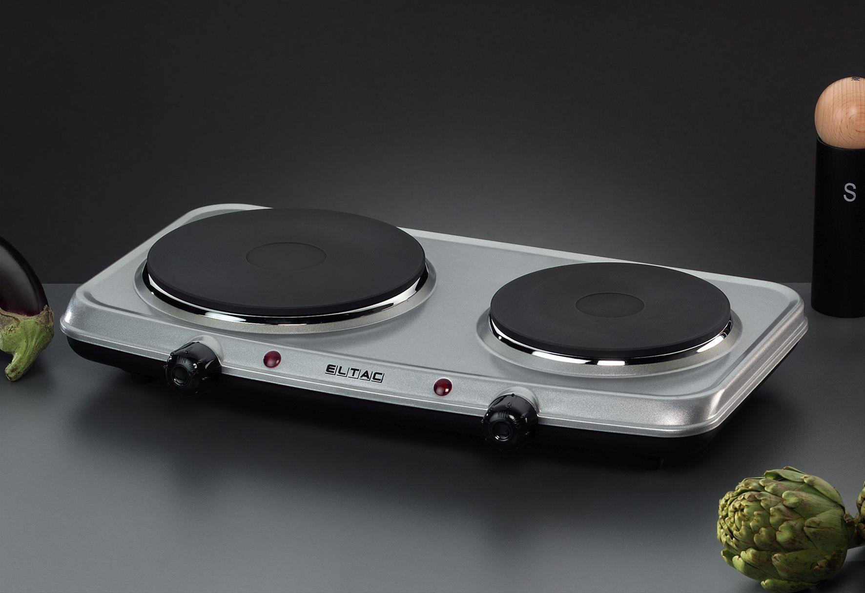 Doppelkochplatte Eltac DK 28 2250 W 230 V Bild 1