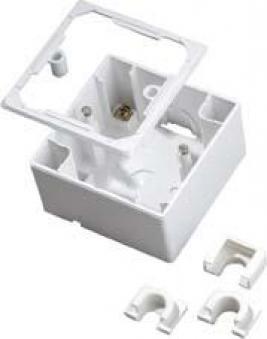 Aufputzgehäuse arkt f. div. UP-Schalter Bild 1