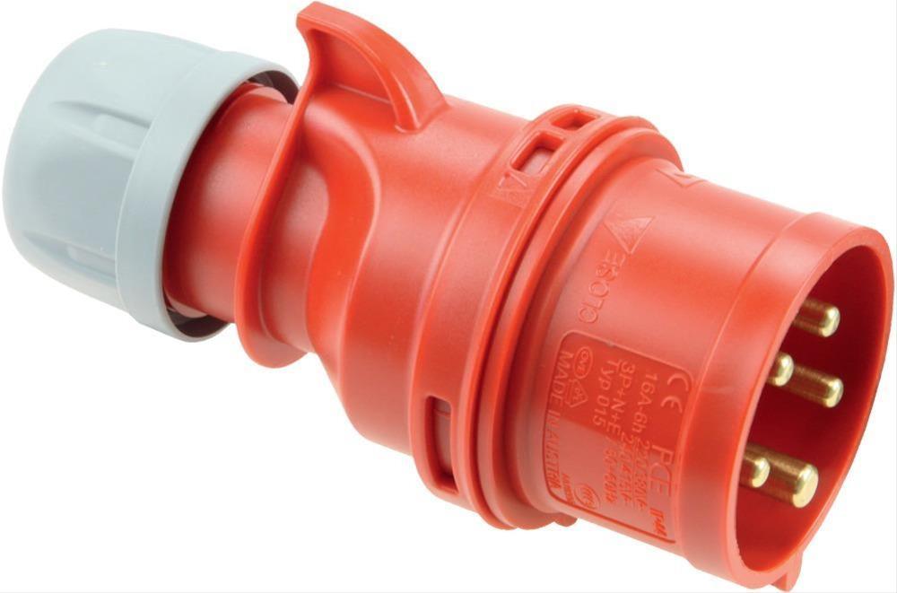 CEE-Stecker 16A IP445-polig 6 h 400 V Bild 1