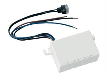 Einbau Dämmerungsschalter GEV Aurora Mini LCI 16903 weiß Bild 1