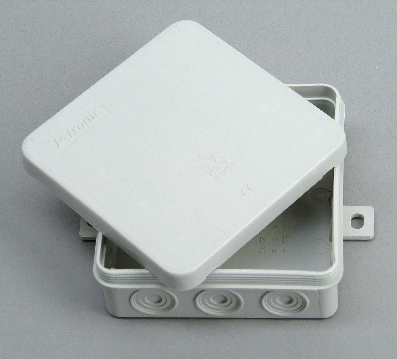 Kopp Abzweigdose Aufputz - Feuchtraum 100 x 100 x 40mm IP54 Bild 1