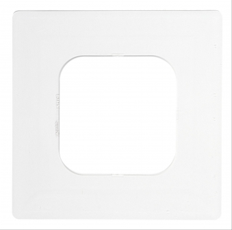 Kopp Dekorrahmen 1fach transparent Bild 1