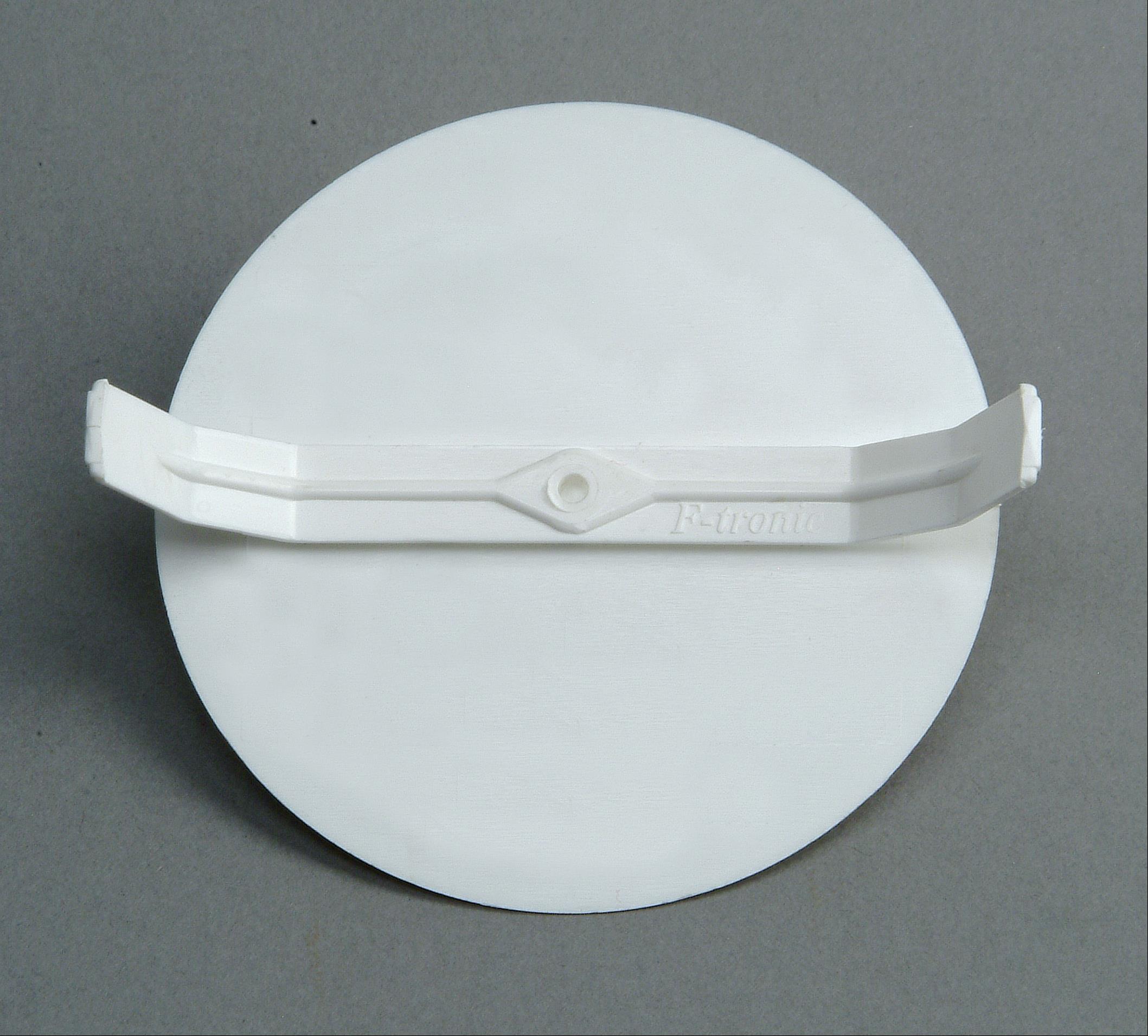 Kopp Federdeckel 70mm für Abzweigdose weiß Bild 1