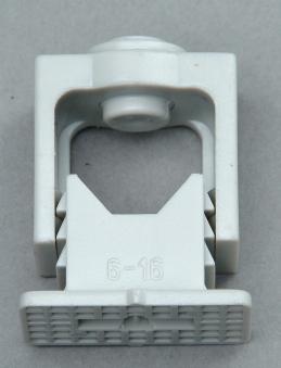 Kopp Greif - Iso - Schellen mit Klemmschraube M6 Gewinde 6 10 Stck Bild 1