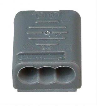 Kopp Steckklemme 3 Klemmstellen 1,5 - 2,5mm² 10 Stück Bild 1