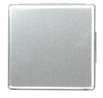 Kopp VISION stahl Lichtschalter / Universalschalter Bild 1