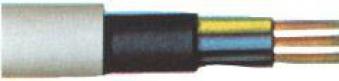 Kunststoff-Mantelleitung NYM-J 3x1,5mm², 25m-Ring, Bild 1