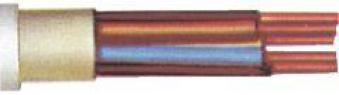 Kunststoff-Mantelleitung NYM-J 5x1,5mm², 25m-Ring Bild 1