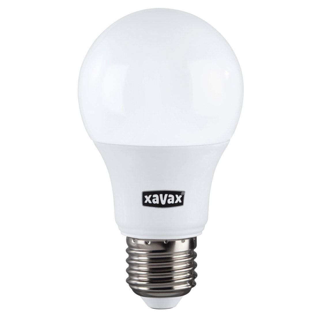 LED Lampe XAVAX E27 230V Birne 9,5W 806lm Bild 1