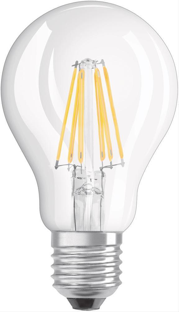 LED RETROFIT A60 6W E27 klar Bild 1