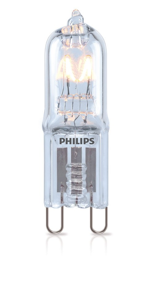 Philips ESL EcoHalogen Brenner G9 dimmbar 28 Watt klar Bild 1