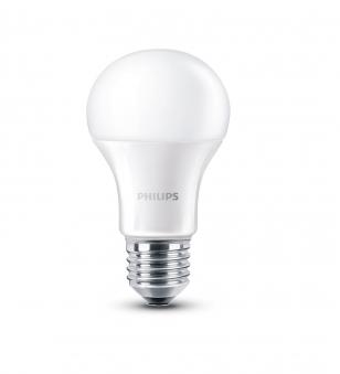 Philips LED Normallampe E27 9 Watt dimmbar Bild 1