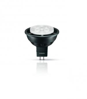Philips LED Reflektorlampe GU5.3 6,3 Watt dimmbar Bild 1