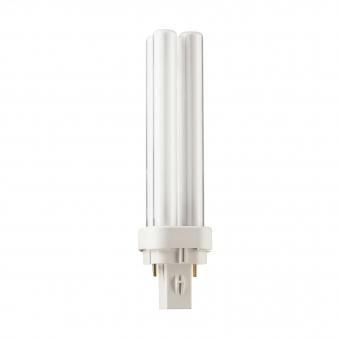 Philips Leuchtstofflampe EcoTL Super 80 15Watt 827 dimmbar L451mm Bild 1