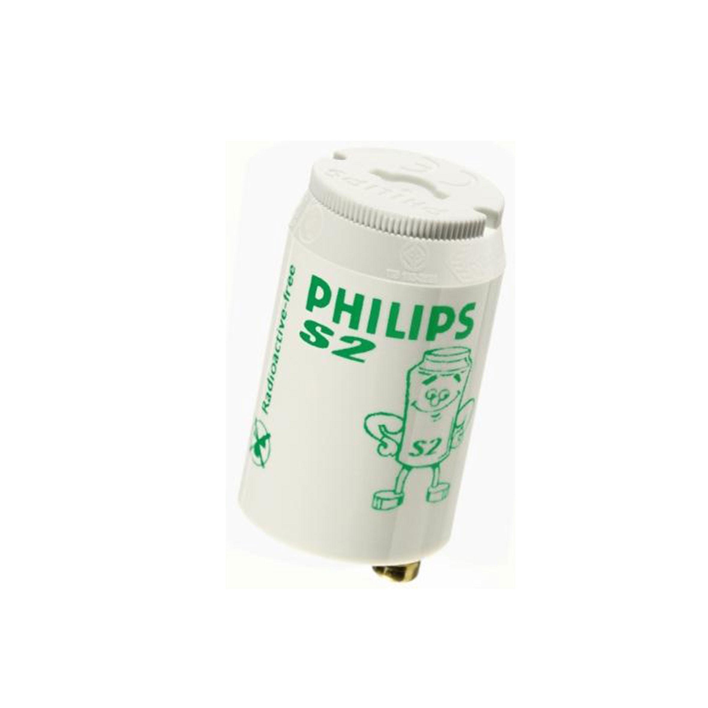 Philips Starter S2 4/22Watt 2 Stück Bild 1
