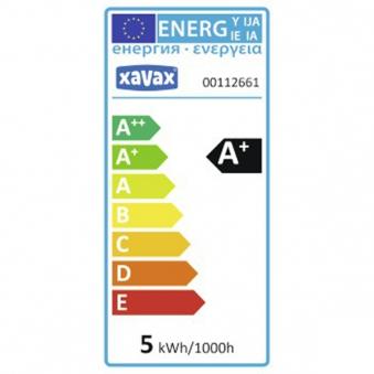 Xavax LED Lampe / Reklektorlampe GU5,3 12V 350lm Bild 2