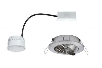 Einbauleuchte / Einbaustrahler Paulmann LED Coin 6,8W IP23 1 Stück Bild 1