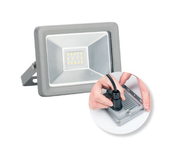 Smartwares LED-Scheinwerfer FL1-DOB20 20W 1500lm Bild 1