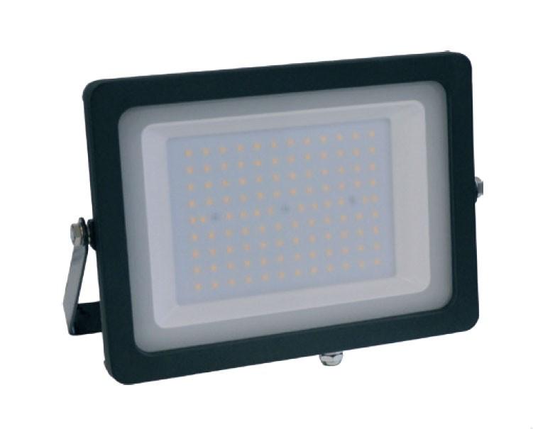 Smartwares LED Scheinwerfer Slim Fluter FFL-70111 100W 6800lm Bild 1