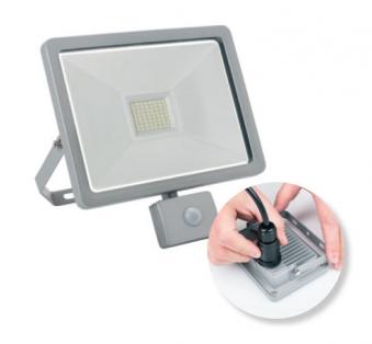 Smartwares LED-Strahler Sicherheitsstrahler SL1-DOB50 50W 3750lm Bild 1