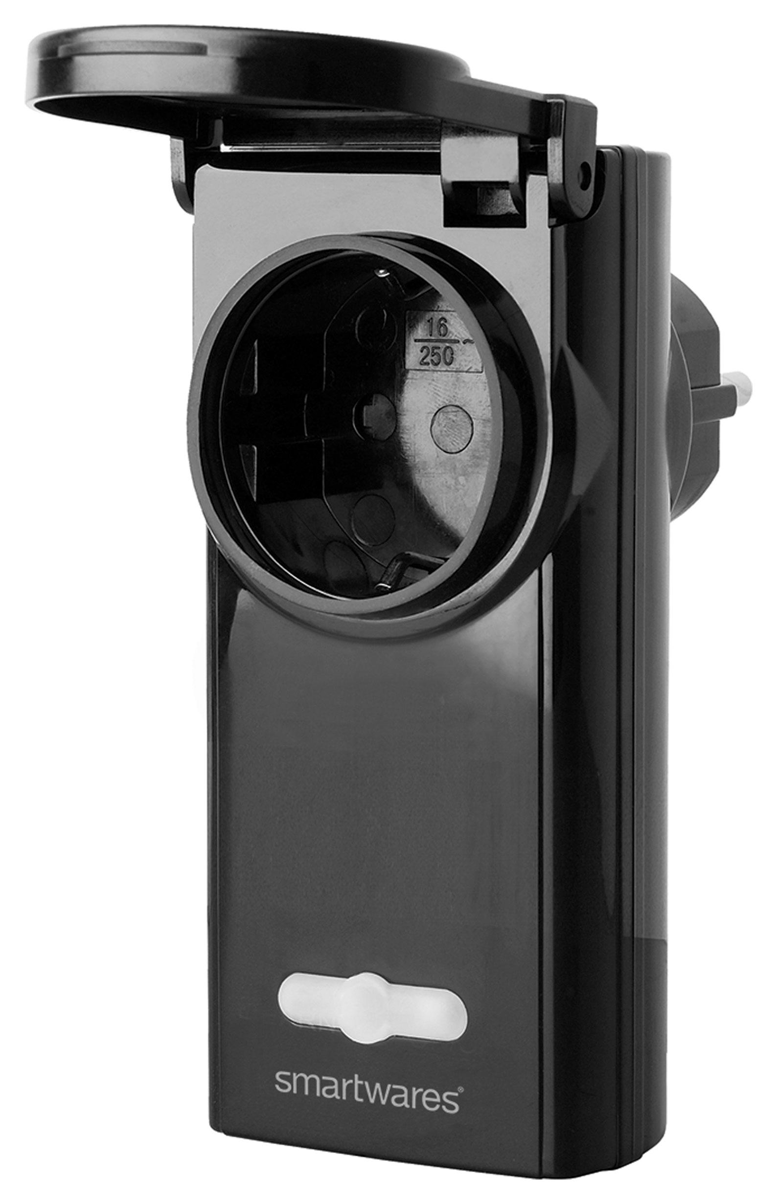 Smart Home Funk-Außenschalter SH5-RPS-36B 3600W Bild 1