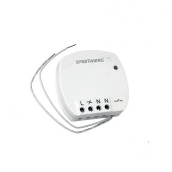 Smart Home Funk Einbauschalter Mini mit Dimmer SH5-RBD-01A 100 W Bild 1