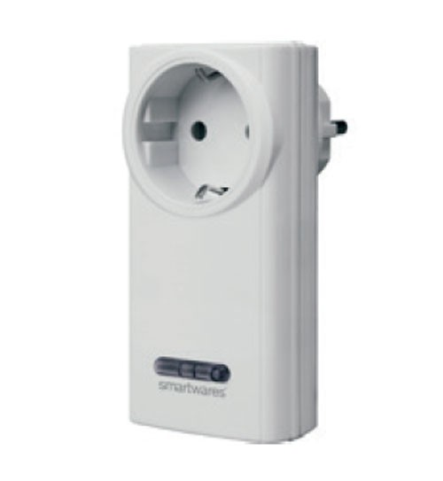 Smart Home Funksteckdose mit Dimmer bis 200W Bild 1