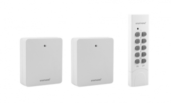 Smart Home Funksteckdosen Set SH5-SET-FL schmal