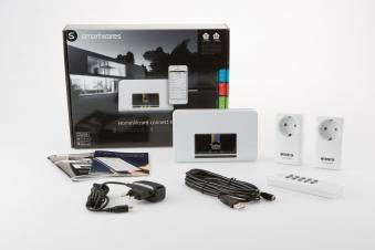 Smart Home HomeWizard Starterset Gateway mit offenem Protokoll Bild 2