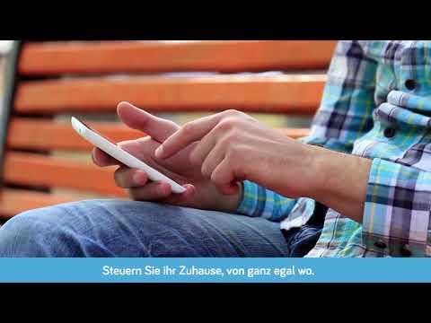 Smart Home Schlafzimmerleuchten Schalter-Set SH5-SET-BS Video Screenshot 2210