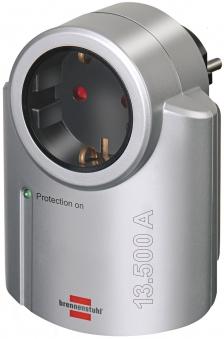 Brennenstuhl Überspannungs- Blitzschutz-Adapter 13.500A Primera-Line Bild 1