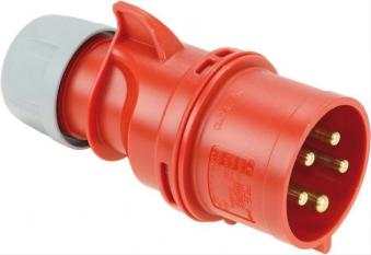 CEE-Stecker SHARK 32A, 5-polig, IP44 Bild 1