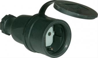 Schukokupplung G IP44250 V, 16 A Bild 1