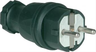 Schukostecker G IP44250 V, 16 A Bild 1