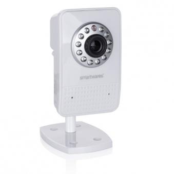 Überwachungskamera / IP-Netzwerkkamera C720P Indoor Smartwares weiß Bild 1