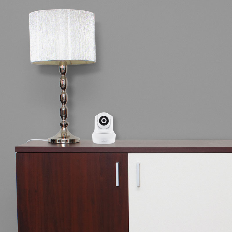 Überwachungskamera / IP-Netzwerkkamera C724IP Indoor Smartwares weiß Bild 2