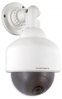 Dummy-Kamera / Dummy-Dome-Kamera CS 88 D Smartwares weiß Bild 1