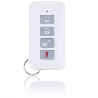 Fernbedienung SW SA78R für Smartwares Alarmsystem 868MHZ Bild 1