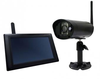 Smartwares Überwachungskamera mit Touchscreen CS96DVR Bild 1