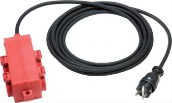Vierfach-Verteiler IP4410m H07RN-F3G1,5 Bild 1