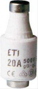 Diazed Sicherungseinsatz DII, 16A a 5 Stck. Bild 1