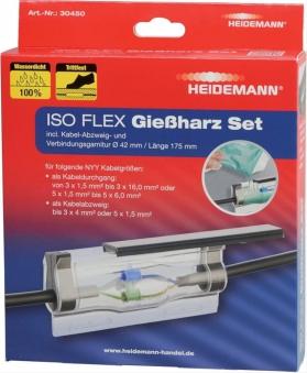 Giesharz ISO-PUR K 760 kalthärtend Bild 1