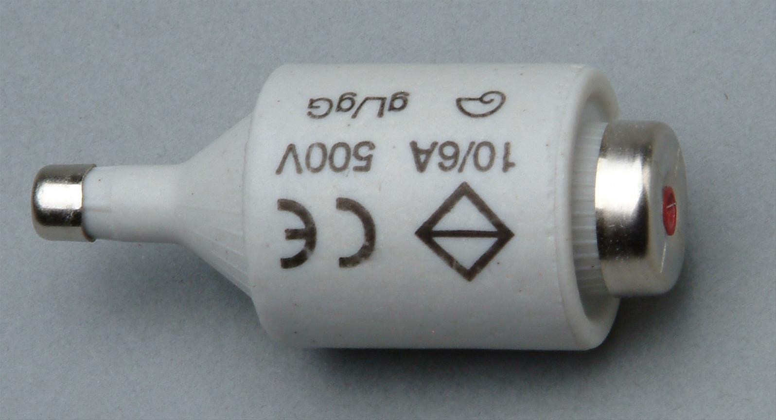 Kopp DIAZED - Sicherungseinsatz 10 / 6A 5 Stück Bild 1
