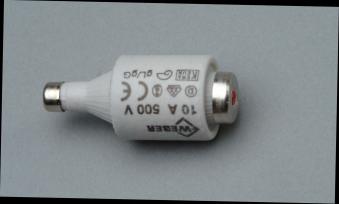 Kopp DIAZED - Sicherungseinsatz 5 Stück, 16A Bild 1