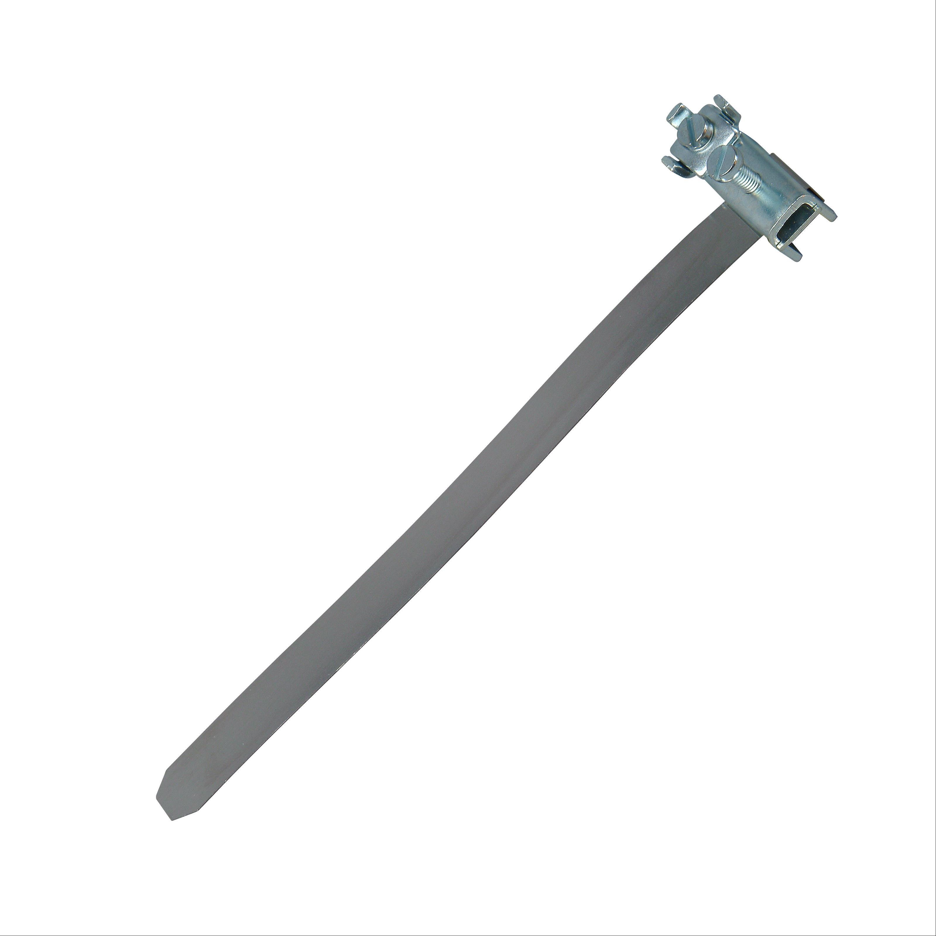 Kopp Erdungsbandschelle mit Anschlussklemme Bild 1