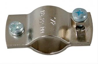 Kopp Erdungsrohrschelle für Kupferrohr 1/2 Zoll Bild 1
