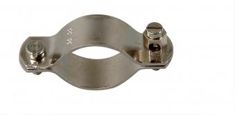 Kopp Erdungsrohrschelle für Kupferrohr 1 Zoll Bild 1